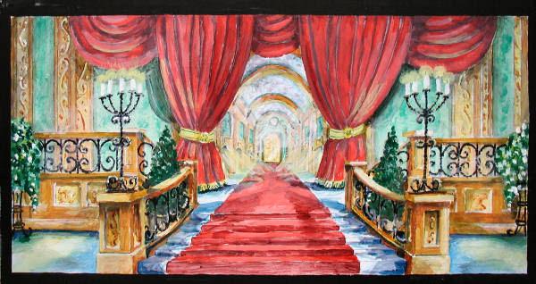 A Ballroom Page One